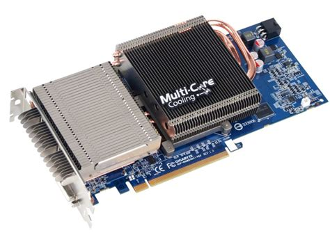 Vga Hd 4850 Gigabyte Launches Passively Cooled Ati Hd 4850 Based Vga