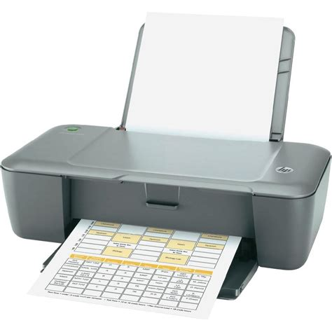 Printer Second Hp Deskjet 1000 hp deskjet 1000 j110a printer from conrad