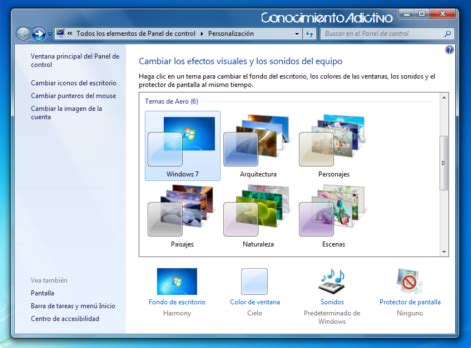 fondo de escritorio windows 7 starter como poner la opcion personalizar en windows 7 starter o