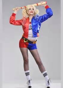 Struts Carlisle Models Womens Squad Harley Quinn Costume Ebay