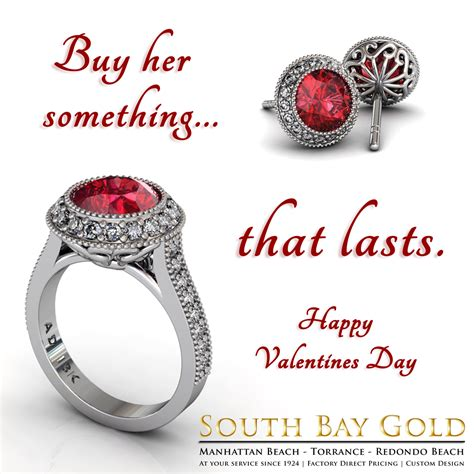 jewelry for valentines day s day jewelry at south bay gold
