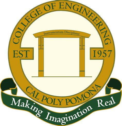 cal poly pomona colors cal poly pomona college of engineering