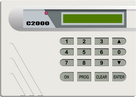 alarm system free alarm system clip art