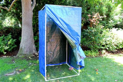 Diy Portable Shower by How To Make A Cing Shower With Pictures Ehow