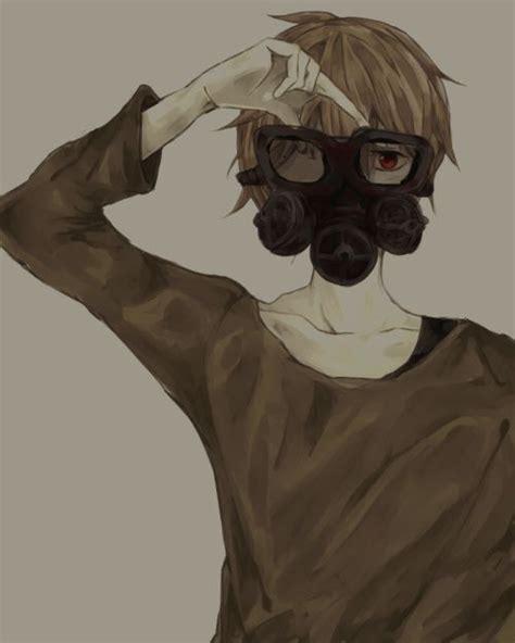 Kacamata Mask Modulargoogle Masker Smoke 1000 images about mask anime on spotlight boys and black hair green