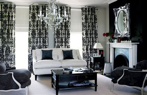 Pictures Of Black And White Living Room Designs Living Room Black And White Living Room Decorating Ideas