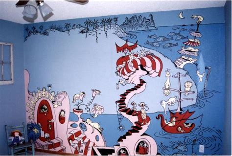 dr seuss wall murals simpatico studio dr suess mural