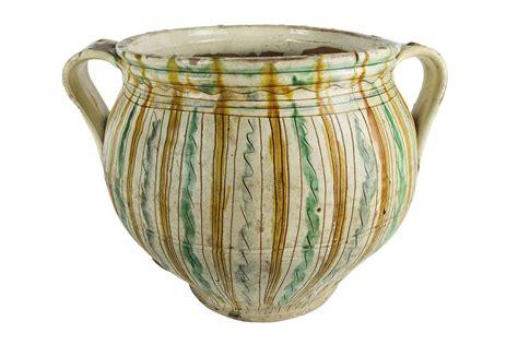 vaso panciuto grande vaso panciuto con bocca a doppio cordone