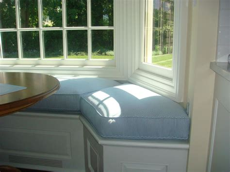 bay window seat pillows bay window seat cushion for kitchen window seat cushions