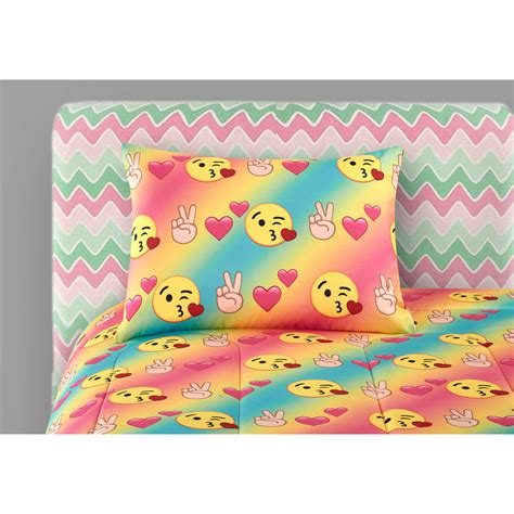 Bed Emoji by Emoji Comforter Set Sheet For Boys Bed