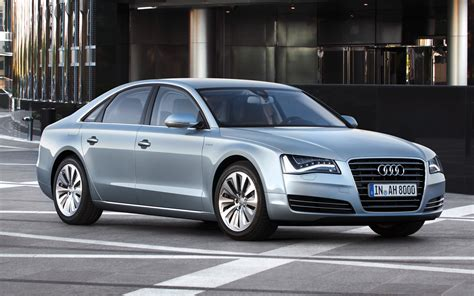 audi launching 37 mpg a8 hybrid in 2012