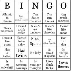 Breaker Bingo Template by 17 Best Images About Ihmc On Cocktail Shaker