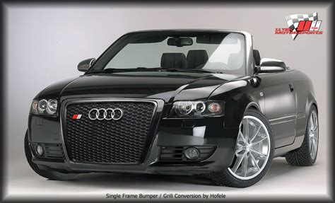 2009 audi a4 aftermarket parts rs4 kit styling audi a4 8h cabriolet performance