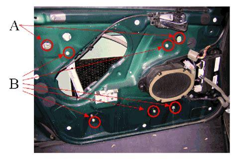 2000 jaguar s type window regulator jagrepair jaguar repair information resource