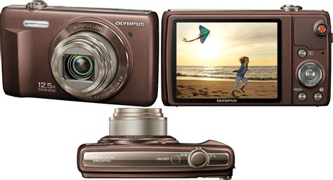 Olympus Vr 360 olympus vr 340 vr 350 and vr 360 digital cameras gadgets review and specifications