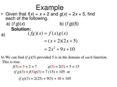 How To Solve Composite Functions With 28 More Ideas