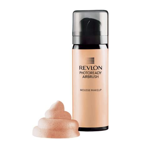 up becky revlon photoready airbrush mousse