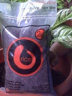 Beras Pandan Wangi Organik O Rice 5 Kg toserbaa weebly beras organik