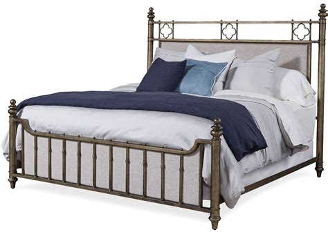 metal poster bed pavilion queen metal poster bed from art 229135 1226