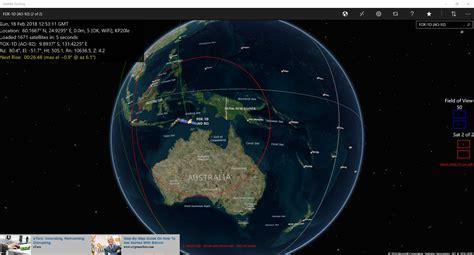 satellite tracking karhukoti
