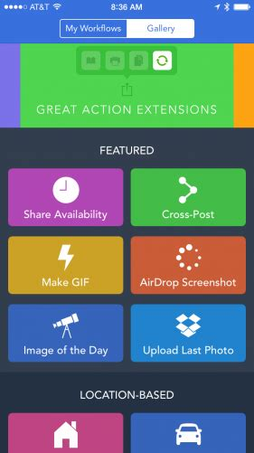 rage workflow best iphone apps workflow