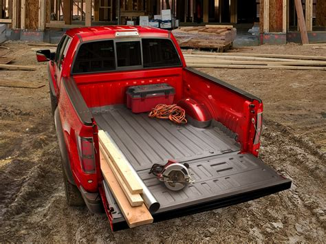 pickup truck bed liners techliner bed liner and tailgate protector for trucks