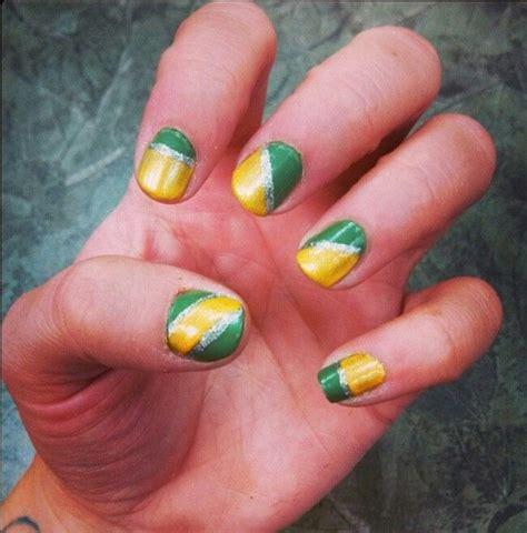 Green Bay Packers Nail green bay packer nails nails