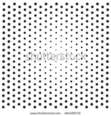 abstract grid dots illustration dotted pop stock vector vector monochrome seamless pattern simple geometric stock