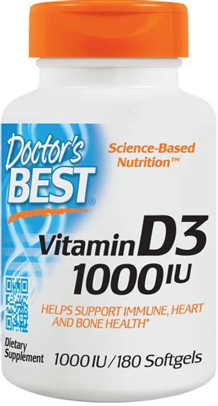 best vitamin brand best vitamin d3 by doctor s best at bodybuilding best
