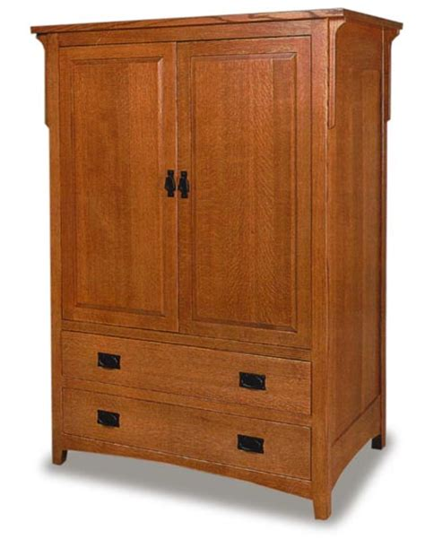 oak armoire entertainment center millcreek mission entertainment center amish family room
