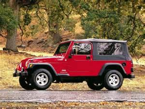 2004 Jeep Unlimited 2004 Jeep Wrangler Unlimited Car Desktop Wallpaper Auto
