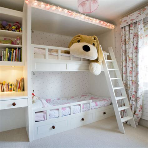 girls bedroom ideas with bunk beds girls bedrooms ideal home
