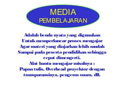 Buku Media Dan Sumber Pembelajaran media dan sumber belajar