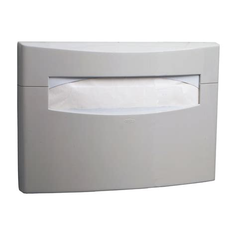 toilet seat covers dispenser bobrick b5221 matrix series surface mounted toilet seat