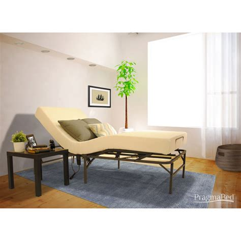 walmart adjustable beds pragma everyday bed in a box pragmatic adjustable bed head and foot multiple sizes
