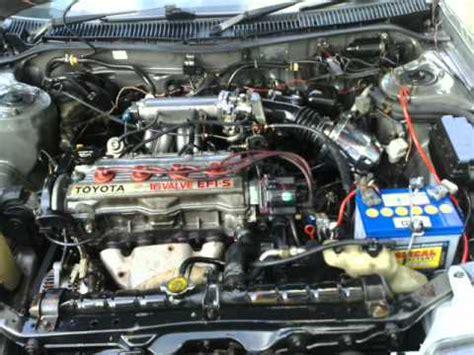 car engine manuals 2002 toyota celica head up display 1989 toyota corolla youtube