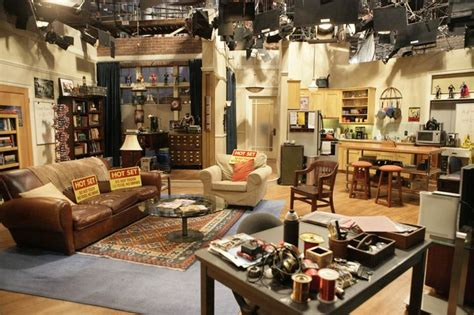 big theory wohnung the big theory set decor sheldon and leanord s