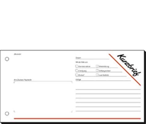 Vorlage Word Kurzbrief Sigel Formularbuch Kurzmitteilung Kurzbrief 1 3 A4 Quer 8200035 Ebay