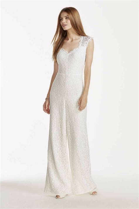Wedding Dress Jumpsuit by 11 Chic And Affordable Wedding Jumpsuits Because Yes You