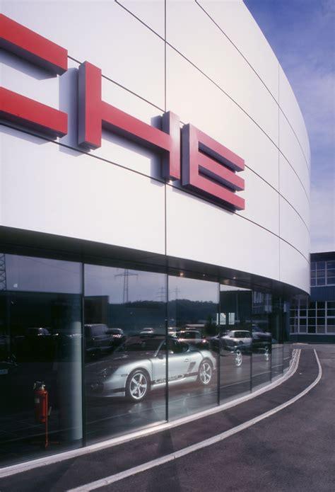 Porsche Zentrum Reutlingen by Porsche Zentrum Reutlingen Kh Architekten