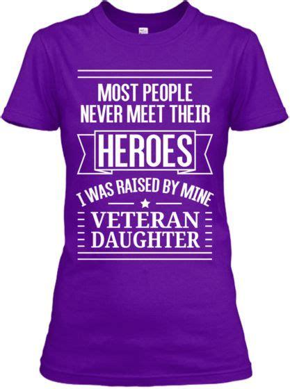 veteran daughter  shirts  hoodies teespring funny  shirt sayings veteran  shirts