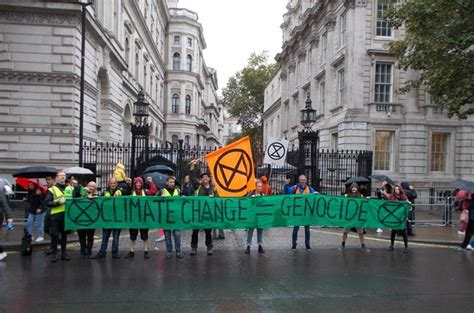 the extinction rebellion a tipping point for the climate