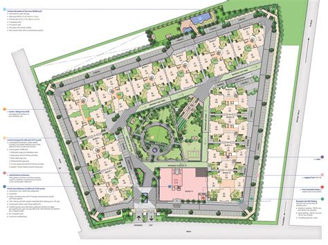 House Layout Design India master plan n g gadhiya infrastructure ltd