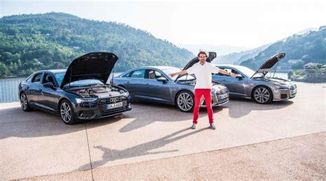 Audi A6 Drehmoment by Motorisierungen Neuer Audi A6 2018 Welche Ist Die Beste