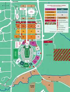 cyclone tailgating and football parking parking division