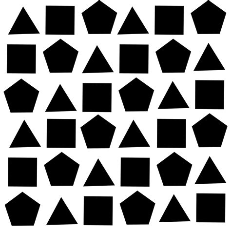 design pattern hollywood principle in this piece a pattern of a triangle then square then