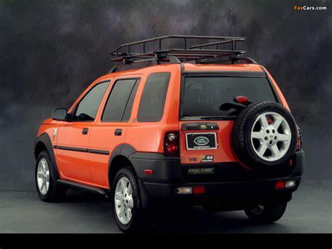 land rover freelander 2003 land rover freelander