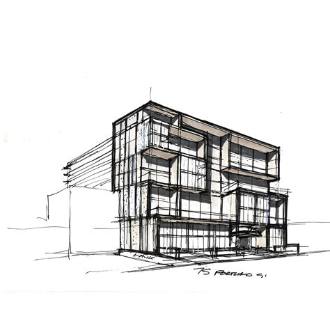 Architecture Design Blogs Architectural Drawing Architects News