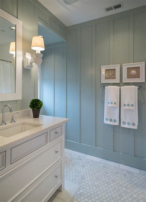 What Height Should Wainscoting Be Stylish Family Home With Transitional Interiors Home