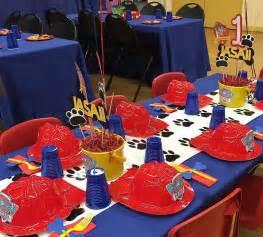 Paw Patrol Room Decor Paw Patrol Birthday Party Ideas Photo 3 Of 11 Catch My